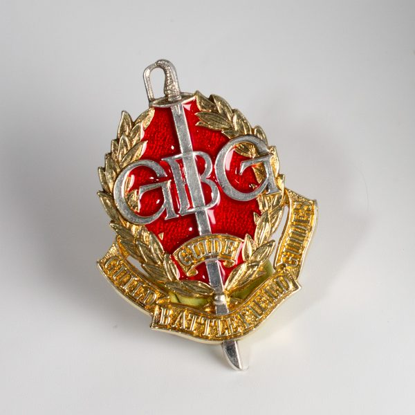 Guild of Battlefield Guides - Accredited Members Badge