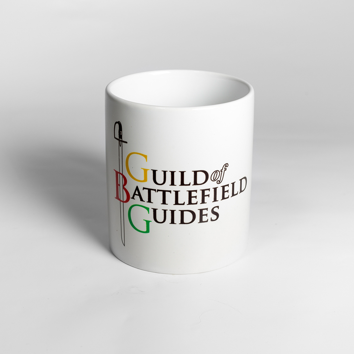 Guild of Battlefield Guides - Mug