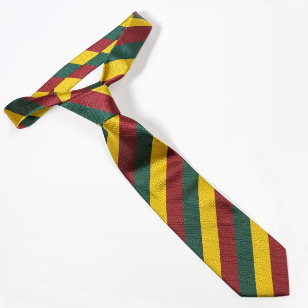 Guild of Battlefield Guides Silk Tie